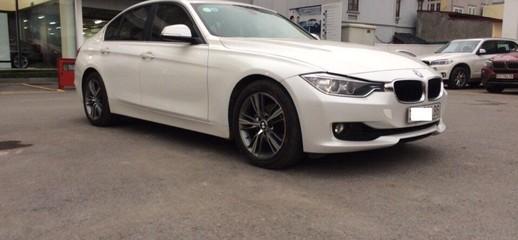 BMW 320i 2013 Màu Trắng Kem larang thể thao 17 Cực đẹp, Ảnh số 1