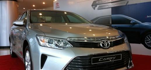 Bán Toyota Camry 2.0 E.