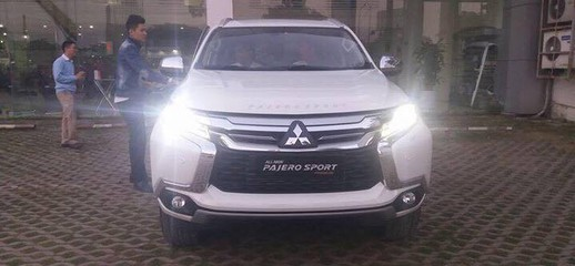 Xe Mitsubishi Pajero Sport giá rẻ, hỗ trợ mua trả góp 100%, Ảnh số 1
