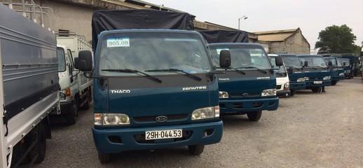 Xe tải KIA nâng tải 2,4 tấn, xe KIA K165, giá xe k165, Ảnh số 1