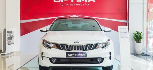 Giá Kia K5 Optima 2017, Kia K5 Optima 2017, Bán Kia Optima 2017 giá tốt nhất chỉ từ 860tr. Sẵn xe. Hỗ trợ mọi thủ tục, Ảnh số 1