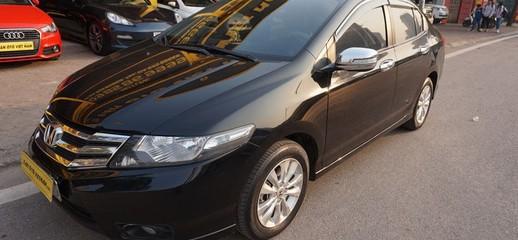 Honda City sx 2014 AT màu đen, Ảnh số 1