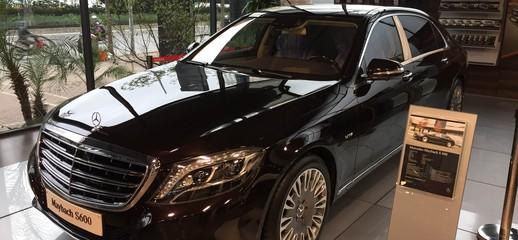 Mua xe Mercedes Maybach S600 được tặng lệ phí trước bạ 10% giá trị xe, Ảnh số 1