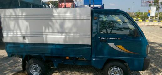 Xe Thaco Towner, xe towner 750kg, xe tải nhẹ trường hải, Ảnh số 1