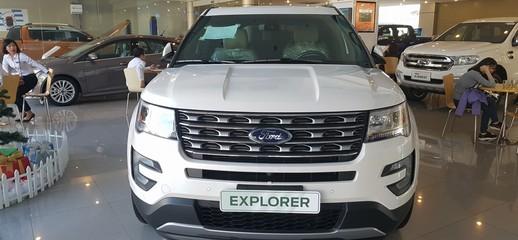 Báo giá xe Ford Explorer 2017 tại Hà Nội, giá xe ford explorer 2017 tốt nhất thị trường, Ảnh số 1