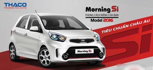 Xe Kia Morning chính hãng phân phối tại Hà Nội, hỗ trợ trả góp 80% cho khách hàng mua xe, Ảnh số 1