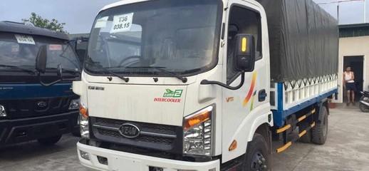 Xe tải VEAM VT350, tải trọng 3490Kg, Ảnh số 1