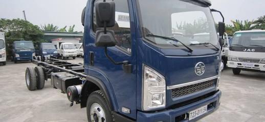 Xe tải Faw 7,25 tấn,thùng dài 6,27M,cabin ISUZU,máy khỏe., Ảnh số 1
