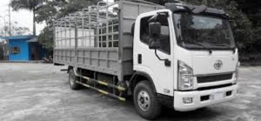 Xe tải ben Faw 7,25 tấn , xe mới. cabin isuzu , THÙNG DÀI 6,27M ., Ảnh số 1