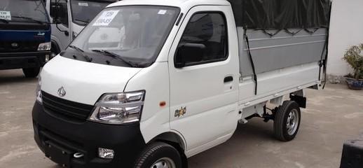 Xe tải 8 tạ Veam Changan Star thùng bạt,thùng kín,thùng lửng, Ảnh số 1
