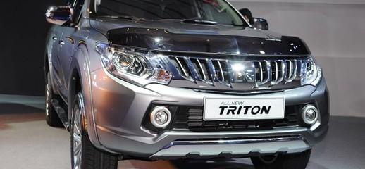 Mitsubishi Triton 4x2AT , 4x4AT xe nhập khẩu , Động cơ 181 SP, khuyến mại lớn, Ảnh số 1