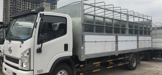 Bán xe Faw 7,25 tấn thùng dài 6,25M máy to cầu to cabin isuzu đẹp, Ảnh số 1