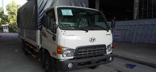 Xe tải hyundai nâng tải hd99 6,5 tấn, Ảnh số 1