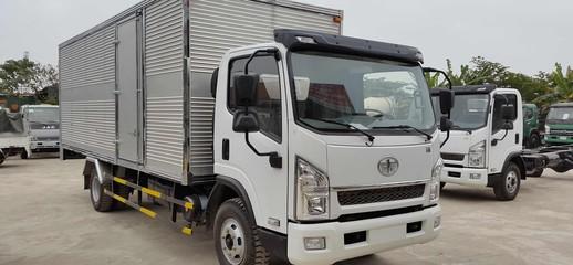 Bán xe tải Faw 7,25 tấn thùng dài 6,25M, Ảnh số 1