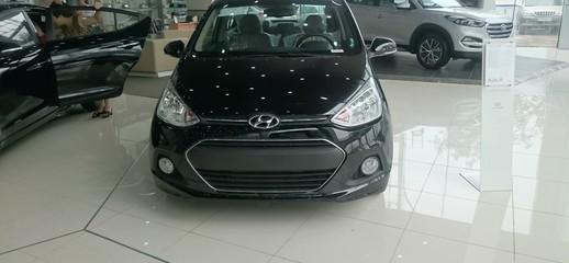 Hyundai i10 Sedan 1.2 MT, giá sốc, đủ màu, Ảnh số 1