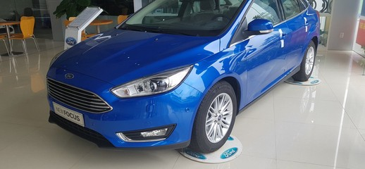 Báo giá xe Ford Focus 1.5L Ecoboost 2017 rẻ nhất tại Hà Nội, Ảnh số 1