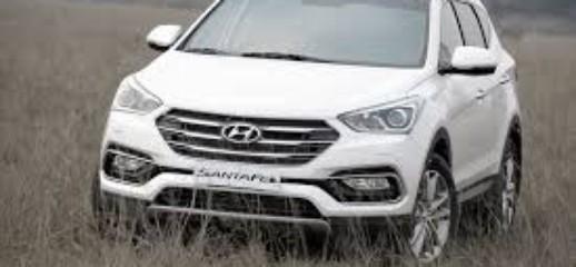 Xe Hyundai santafe 2017, Ảnh số 1