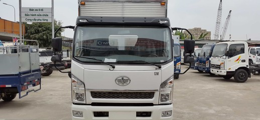 Xe Faw 6.95 tấn thùng 5m1 rộng 2m05, động cơ mạnh mẽ tích kiệm nhiên liệu, Ảnh số 1