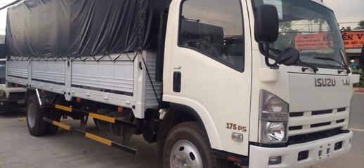 Bán xe tải isuzu 8T2 thùng 7m1 chỉ cần bỏ ra 100tr, xe mới chất lượng, Ảnh số 1