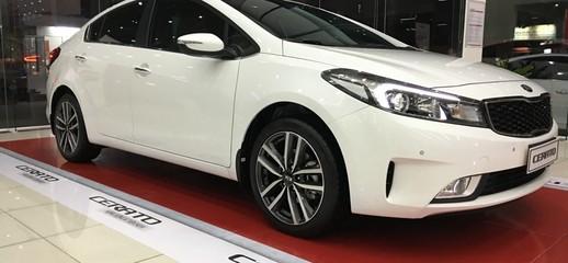KIA Cerato mẫu sedan đạt chuẩn 5 sao về độ an toàn, tiện nghi, Ảnh số 1