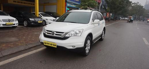 Honda CRV Limited 2.4 chữ vàng AT sx 2012 màu trắng , xe TNCC ,, Ảnh số 1