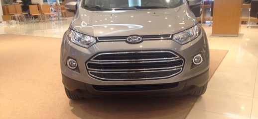 Đại lý xe Ford Ecosport 1.5L Titanium màu ghi xám giao ngay giá tốt nhất thị trường, Ảnh số 1