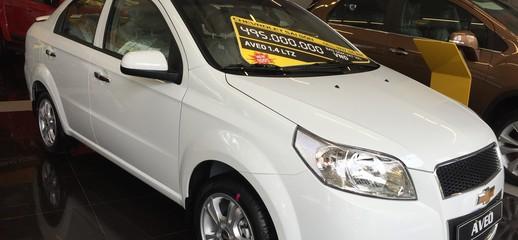 Chevrolet Sài Gòn: Bán Xe Chevrolet Aveo, Cho Vay Tới 100% Giá Trị Xe. Lựa Chọn Tối Ưu Để Chạy Uber, Grab., Ảnh số 1