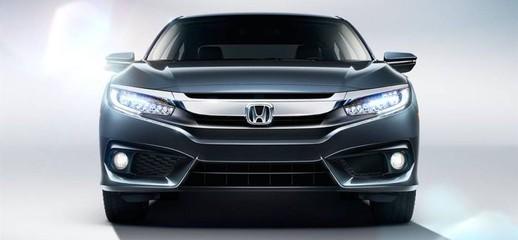 Honda Civic 2017 kiểu dáng sang trọng, trẻ trung, tiết kiệm nhiên liệu, Ảnh số 1
