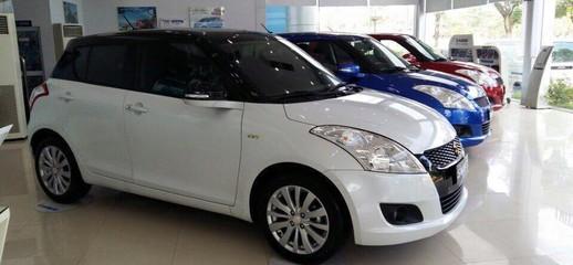 Suzuki Swift 2017 ưu đãi 70tr.đ cho KH tại Quảng Ninh, Ảnh số 1