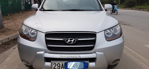Bán xe Hyundai SantaFe MLX sản xuất 2008, Ảnh số 1