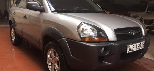 Bán Hyundai Tucson, sản xuất 2009, màu bạc, Ảnh số 1