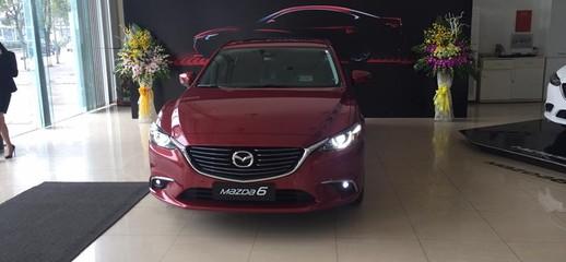 Bán Mazda 6 2.0 giá cực tốt, hỗ trọe trả góp 80%, lãi suất thấp, Ảnh số 1