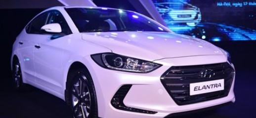 Hyundai Elantra 2017 Ưu đãi 30tr., Ảnh số 1
