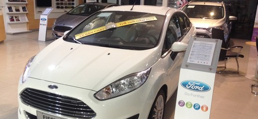 Mua bán xe Ford Fiesta cũ mới giá rẻ toàn quốc hỗ trợ ngân hàng 80%, Ảnh số 1