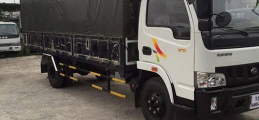 Bán xe VT750 thùng dài 6m1, động cơ hyundai 130ps, hỗ trợ đăng ký đăng kiếm, vay trả góp, Ảnh số 1