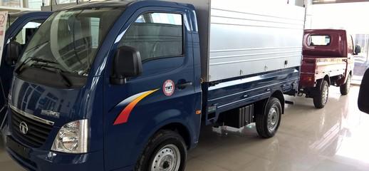 Xe tải thùng bạt tata ấn độ 1.0 tấn máy dầu mẫu mới nhất năm 2017, Ảnh số 1