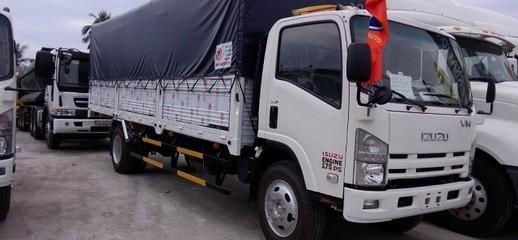 Xe Tải Isuzu 8.2 Tấn, Xe tải Isuzu VM 8 tấn 2, trả góp, đời 2017, Ảnh số 1