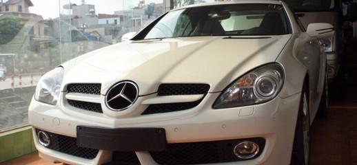 Bán xe Mercedes Benz SLK200 2009, Ảnh số 1