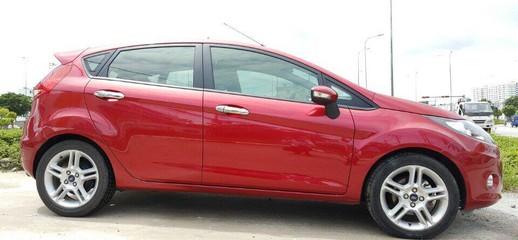 Fiesta 1.6L 2013 Hatchback nguyên rin mua mới hãng BH 1 năm, Ảnh số 1