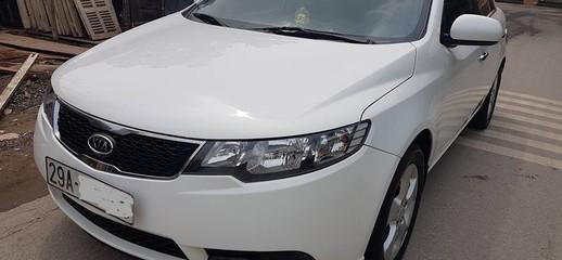 Bán Kia Cerato nhập khẩu, sản xuất 2010, màu trắng , số tay,, Ảnh số 1