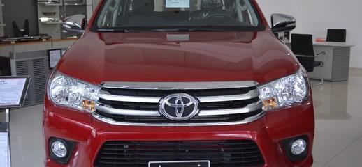 Giá xe bán tải Toyota Hilux 2.4E nhập khẩu ưu đãi cực tốt tại TPHCM, Ảnh số 1