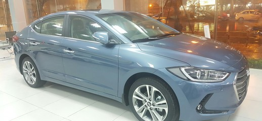 Hyundai elantra 2.0 AT 2017, Ảnh số 1