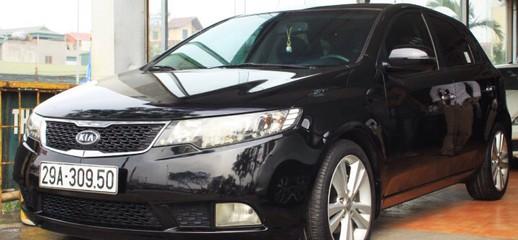 Bán xe Kia Cerato 2011 xe đi giữ gìn, giá tốt nhất Hà Nội, Ảnh số 1