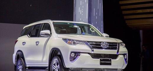 Giá xe Toyota Fortuner 2017 ưu đãi, Hỗ trợ vay vốn tới 80% giá trị xe, Ảnh số 1
