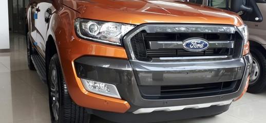 Ford Ranger Wildtrak 3.2L 4x4 AT: Giá tốt nhất, khuyến mại hấp dẫn, hỗ trợ trả góp, giao xe ngay đủ màu, Ảnh số 1