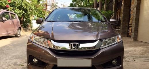Cần bán Honda City 2016 AT, Màu Xám, Ảnh số 1