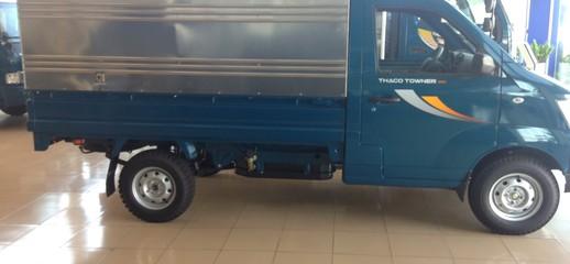 Thông tin Xe tải Thaco Towner 750kg, xe tải 880kg, xe tải dưới 1 tấn, động cơ Suzuki, Ảnh số 1
