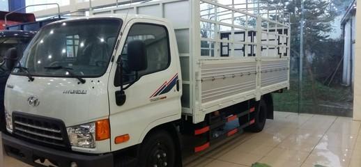 Bán xe tải hyundai mighty hd500 đời 2017 hd65 hỗ trợ trả góp, Ảnh số 1