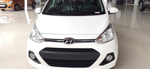 Hyundai Phạm Hùng Hyundai Grand i10 2017, khuyến mại cực tốt, hỗ trợ làm Uber và Grab,, Ảnh số 1