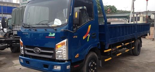 Bán xe Veam VT340S tải trọng 3,5 tấn thùng dài 6,1m động cơ Hyundai, Ảnh số 1